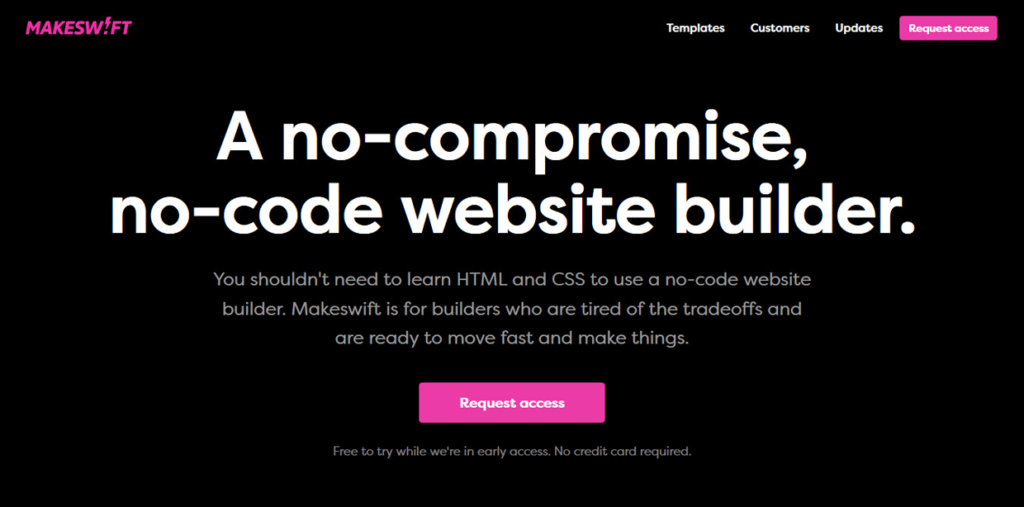 Best Landing Page Builders Makeswift