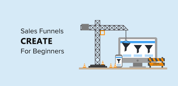 How To Create A Sales Funnel For Beginners Dummies Guide