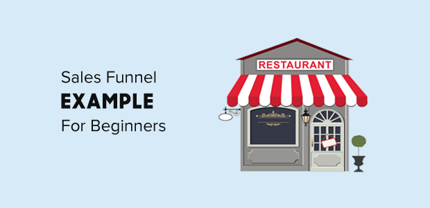 Sales Funnel Example For Beginners Dummies Guide