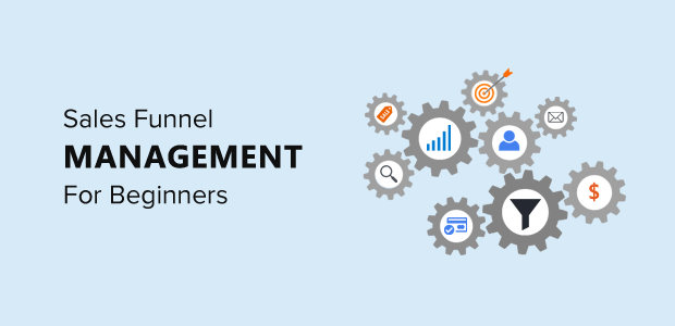 Sales Funnel Management For Beginners Dummies Guide