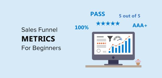 Sales Funnel Metrics For Beginners Dummies Guide