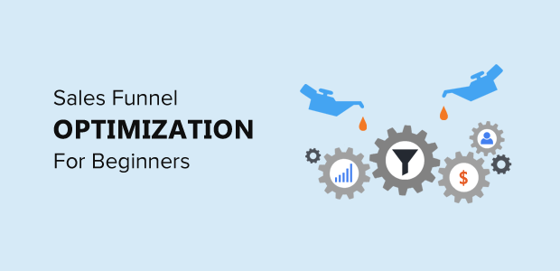 Sales Funnels Optimization For Beginners Dummies Guide