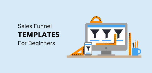 Sales Funnels Templates For Beginners Dummies Guide