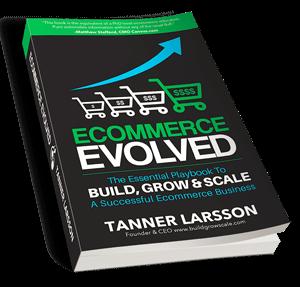 Ecommerce Evolved Sales Funnel Book