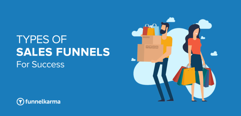 8 Types of Sales Funnels for Success [Examples]