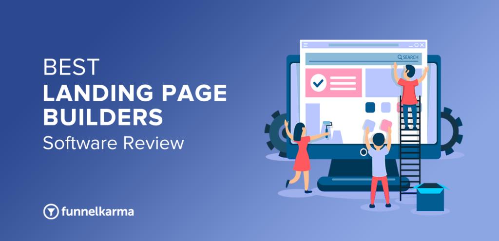 Best Landing Page Builder Software 2021