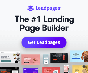 Leadpages-#1-Landing Page Builder Software