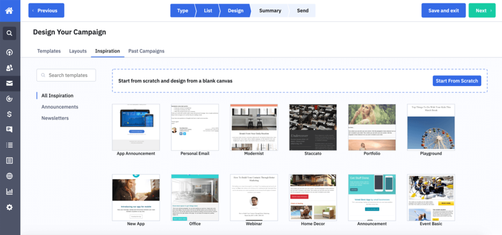 Email Marketing Templates ActiveCampaign