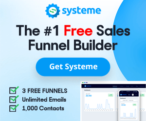 Systeme Io #1 Free Sales Funnel Builder Software